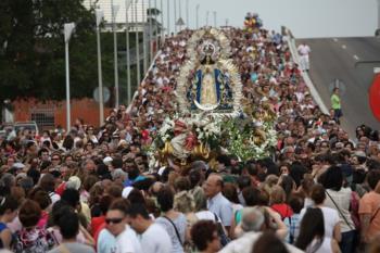 El Gobierno Municipal lo ha consensuado con la Congregación y el Obispado para que actos tan arraigados como la Bajada de la Virgen también se trasladen