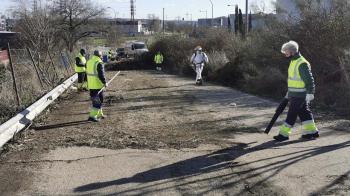 Desempleados de larga duración se incorporarán a las tareas municipales
