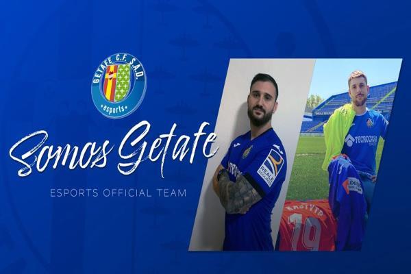 El Getafe eSports se apoya en Vanquish