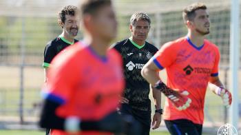 El entrenador del Getafe tendrá la difícil misión de sustituir a José Bordalás