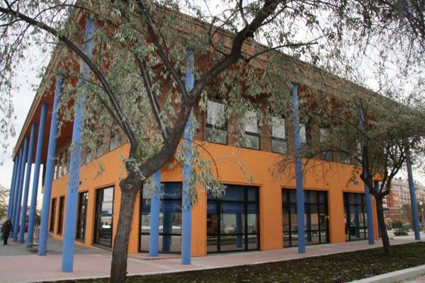Getafe ofrece el Centro Municipal de Salud Luis Montes para la vacunación