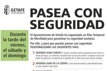 Los parques de Castilla la Mancha y La Alhóndiga abren el viernes de 19:00h a 23:00h, y sábado y domingo de 06:00h a 23:00h
