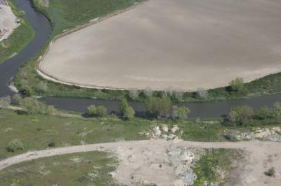 Lee toda la noticia 'Getafe pide a Madrid que trate los márgenes del río Manzanares'