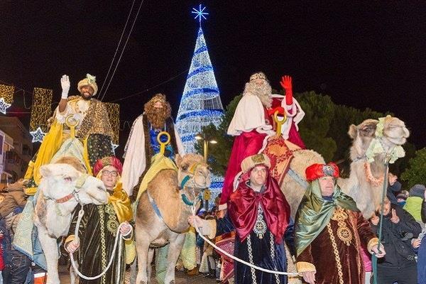 Getafe se queda sin su Cabalgata de Reyes Magos