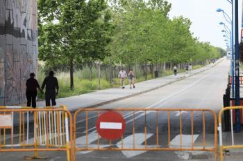 En esta ocasión, también se verán afectadas las calles Ramón y Cajal y General Palacio