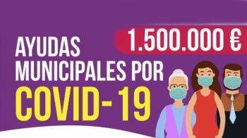 El Ayuntamiento ha dotado de 1.500.000 euros en ayudas