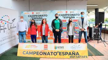 El Polideportivo Juan de la Cierva será una forma de medir las sensaciones antes de la gran cita olímpica