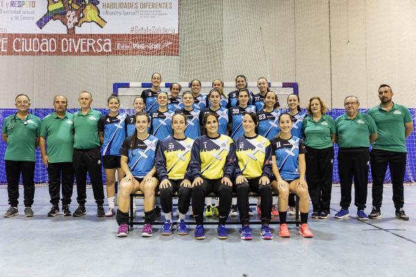 El primer equipo femenino de Getasur no pudo lograr un resultado positivo en su debut en esta nueva temporada de la División de Honor Plata