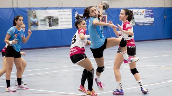 El club getafense sumará once cursos consecutivos en el segundo escalón del balonmano femenino nacional