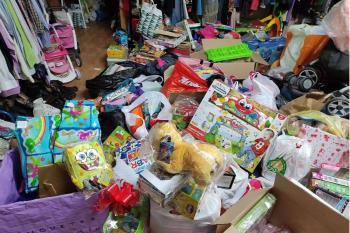 Más de 250 juguetes nuevos se darán a los más necesitados