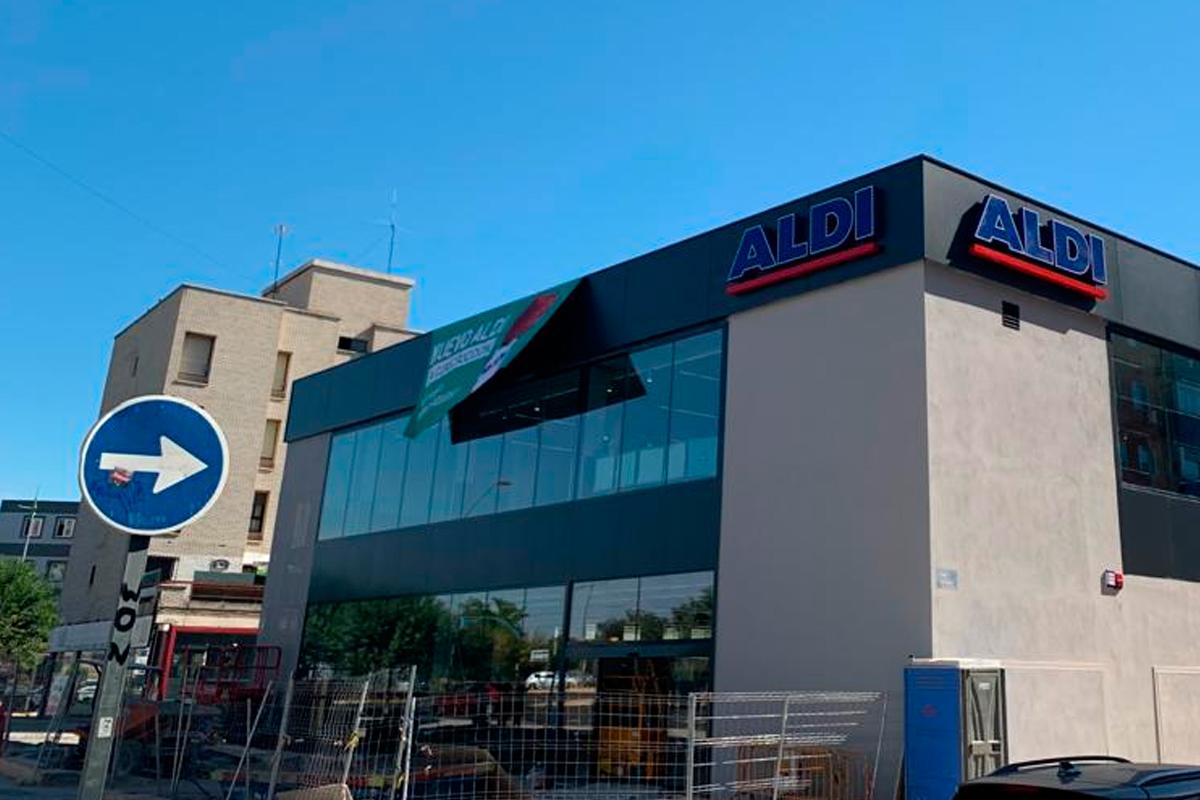 Ya conocemos la fecha de apertura del nuevo supermercado situado en la avenida Leganés