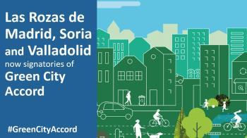 El Ayuntamiento del municipio madrileño apuesta por el futuro uniéndose al proyecto europeo medioambiental