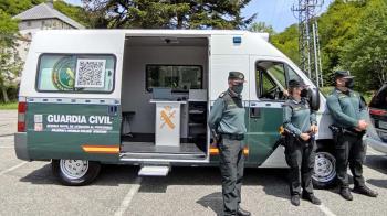 La Guardia Civil ha interceptado a los seis integrantes de la banda que presuntamente traficaban con droga