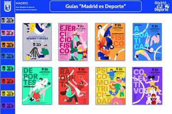 El Área Delegada de Deporte del Ayuntamiento de Madrid ha presentado siete guías con ejercicios e indicaciones para practicarlo