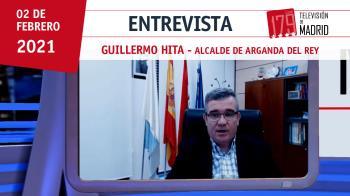 Hablamos con el alcalde de Arganda del Rey para repasar la actualidad municipal. Ya puedes ver el vídeo en Televisión de Madrid