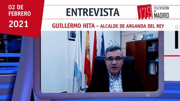 """Guillermo Hita: """"Vamos a crear dos líneas de ayuda para establecimientos, autónomos y empresas que mantienen su actividad pese a estos momentos tan difíciles"""""""