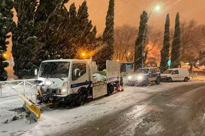 Lee toda la noticia '¿Ha afrontado bien Leganés el temporal provocado por la Borrasca Filomena?'