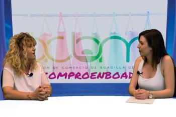 La presidenta de la Asociación de Comercio de Boadilla del Monte (ACBM), Ana Aller, nos acerca el trabajo de comercios y empresas tras la pandemia