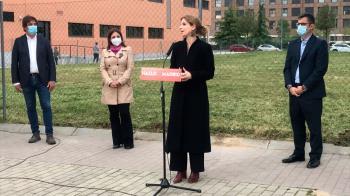 A menos de tres semanas para el 4M, el PSOE muestra su fuerza en Fuenlabrada