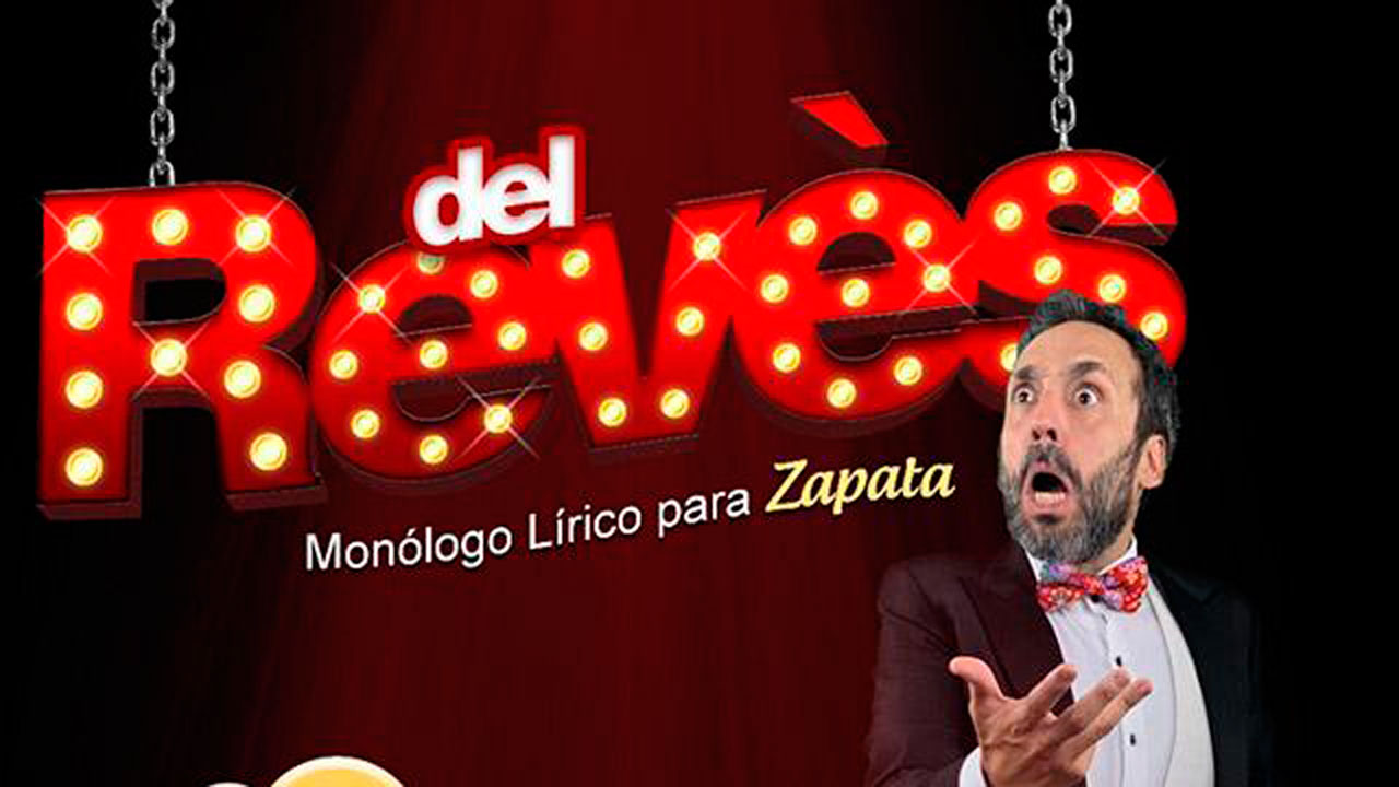 En 'Del revés', el espectáculo que aterriza en Las Rozas, lo podrás vivir