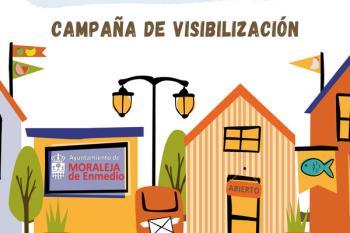 El consistorio trabaja en una campaña de visibilización del comercio local