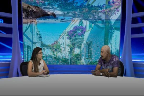 """Heladio González: """"Todas las islas canarias tienen representación en la casa"""""""