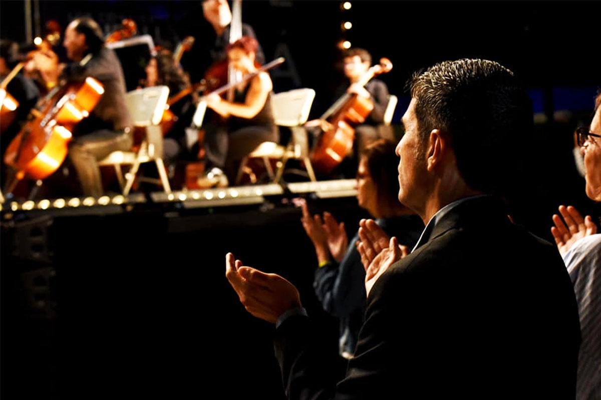 El concierto tendrá lugar el 30 de julio a las 22:00 horas en la Huerta del Obispo