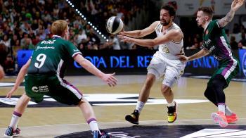 El club blanco se enfrentará al Valencia Basket el 11 de febrero a las 21:30 hora peninsular