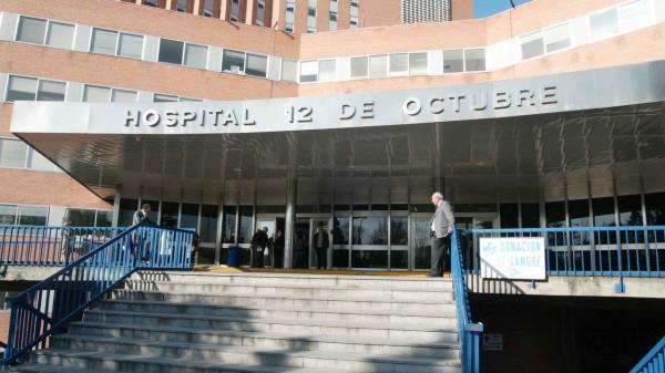 David, de 40 años de edad, llegó al Hospital 12 de Octubre con un diagnóstico grave