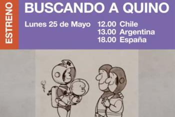 Se transmitirá a las 18 horas a través de la página web del Instituto Quevedo de las Artes del Humor