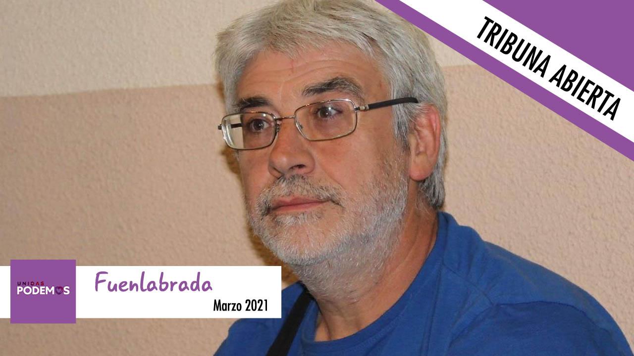 Opinión|Tribuna abierta del portavoz municipal de podemos, Pedro Vigil