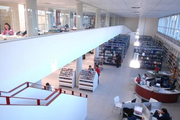 Hoy los vecinos de Sanse podrán acceder de nuevo a los servicios de su biblioteca