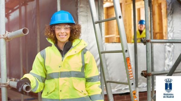 Humanes apoya a las mujeres del sector de la construcción