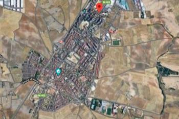 La Comunidad de Madrid ha elaborado un mapa que refleja la incidencia del COVID-19 en los municipios