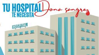 Los niveles de sangre en los hospitales madrileños siguen un 20% por debajo
