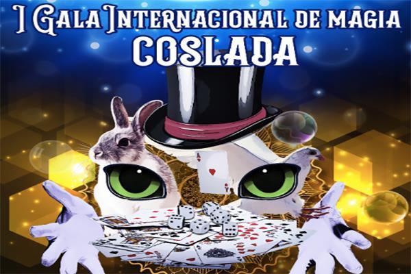 I Gala Internacional de Magia en Coslada