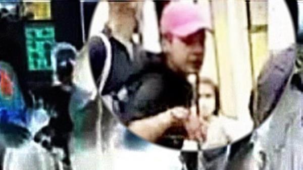 La Policía Nacional pidió colaboración ciudadana para encontrar al agresor