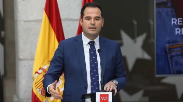 """Ignacio Aguado deja la política tras """"seis años sirviendo a los madrileños"""""""
