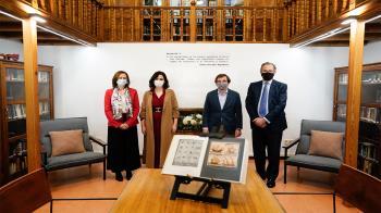 El alcalde de Madrid destaca la labor de Severo Bueno