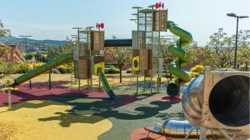 El parque del Cerrillo, rebautizado tras la pandemia, abrirá sus puertas a mediados de mayo después de dos años de construcción