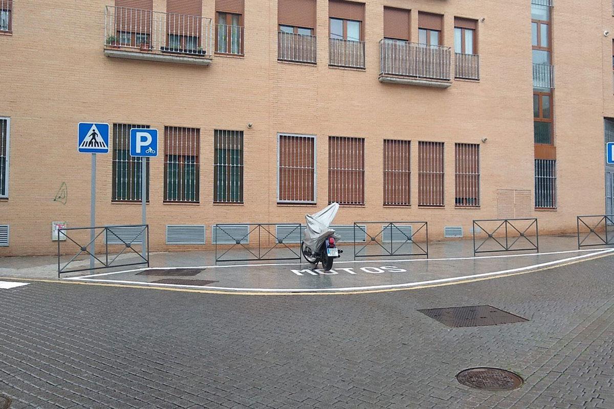 Se ubican en la calle Leopoldo Gimeno con Payaso Eduardini