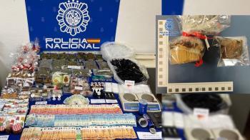 Agentes de la Policía Nacional han detenido a dos trabajadoras