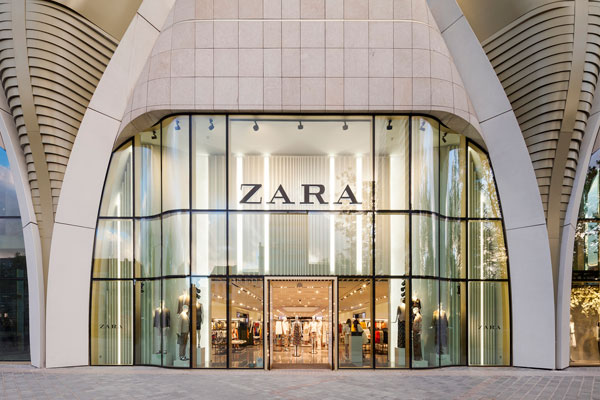 El gigante textil ha iniciado la clausura de tiendas Zara en capitales como Jerez de la Frontera, Almería, Segovia, Zamora o Talavera de la Reina