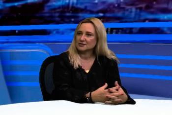 Hablamos con Almudena Negro quien asume la vicesecretaría de comunicación de los 'populares' con novedosas estrategias