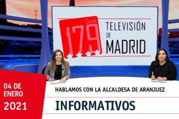 La alcaldesa de Aranjuez, María José Martínez, valora la remodelación de los cuarteles de las Guardias Españolas y Walonas