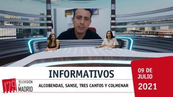 Llegamos al viernes y, en Televisión de Madrid, seguimos acercándote toda la actualidad municipal
