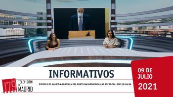 Sigue al tanto de toda la información local en Televisión de Madrid