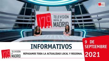 Síguele el ritmo a la información política en Televisión de Madrid