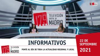 ¡Ya estamos a mitad de semana! Haz balance de toda la información local y regional en Televisión de Madrid