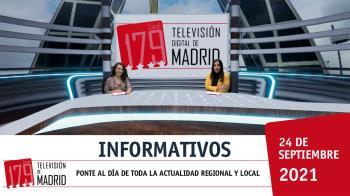 No empieces el fin de semana sin repasar la actualidad regional y local en Televisión de Madrid